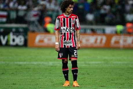 Valdívia, jogador do São Paulo