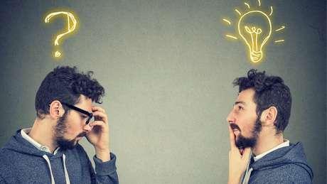 Os cientistas têm teorias para explicar como as coisas são, mesmo sem nunca tê-las comprovado