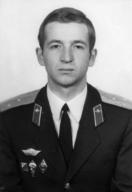 Sergei Skripal na época em que integrava grupo de elite das Forças Armadas russas