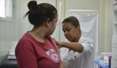 Campanha de vacinação contra febre amarela (Arquivo/Agência Brasil)