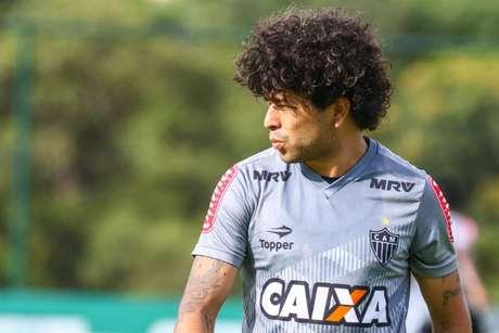 Luan estará no ataque do Galo neste domingo (Foto: Bruno Cantini/Atlético-MG)