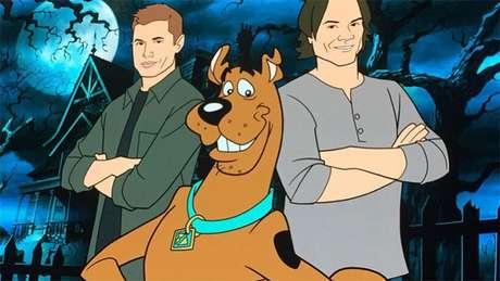 Scooby em Supernatural