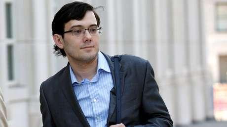 Martin Shkreli ficou conhecido depois de reajustar preço de um remédio em mais de 5.000%