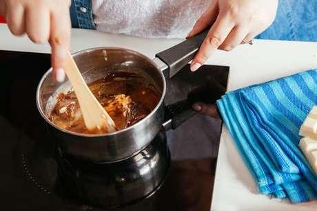 Ponto napê: importante para o preparo de cremes e molhos
