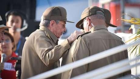 Raúl Castro sucedeu o irmão Fidel Castro em 2008