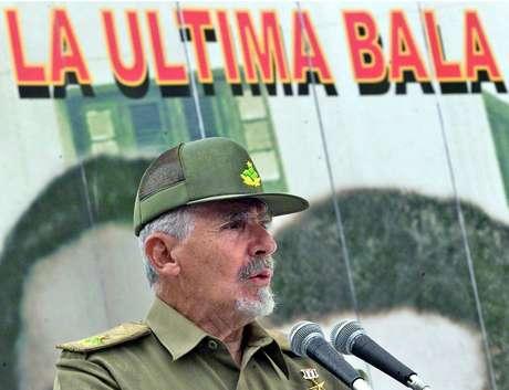 Ramiro Valdés é considerado um herói da Revolução Cubana