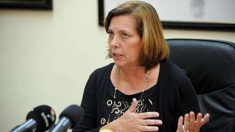Josefina Vidal também se tornou popular graças à aproximação com os EUA