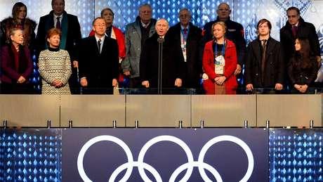 Ameaça aos Jogos de Inverno de Sochi era alarme falso