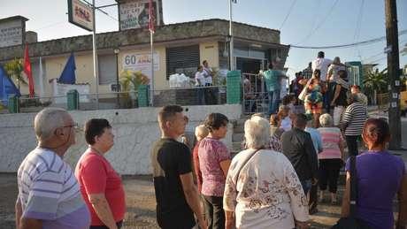 8 milhões de cubanos foram chamados para votar no domingo