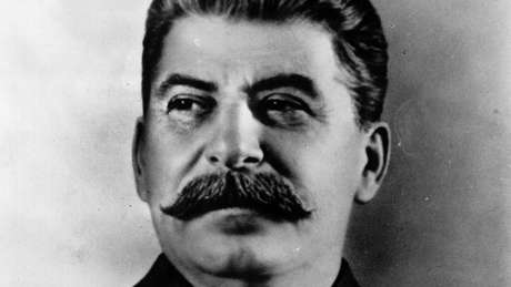 O avô de Putin foi um dos cozinheiros do líder russo Joseph Stálin (foto)