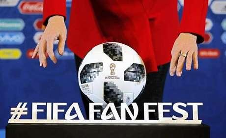 Fifa já vendeu 1,3 milhão de ingressos para a Copa