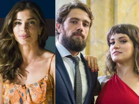 Lívia (Grazi Massafera) alerta Clara (Bianca Bin) sobre ambição de Renato (Rafael Cardoso) em sua fortuna no capítulo que vai ao ar nesta quarta-feira, dia 14 de março de 2018, na novela 'O Outro Lado do Paraíso'