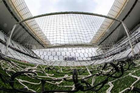 Corinthians estreia em casa nesta quarta contra o Deportivo Lara (Foto: Divulgação)