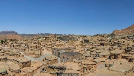 Makhunik está localizada a 75 km da fronteira com o Afeganistão | Foto: Mohammad M. Rashed
