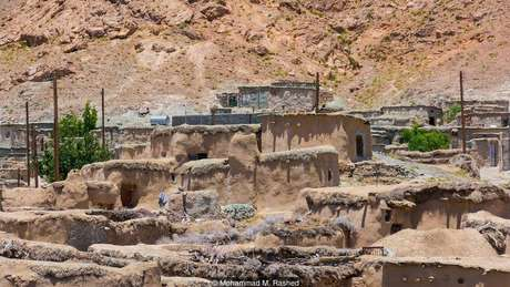 Até cerca de 100 anos atrás, alguns moradores de Makhunik tinham apenas um metro de altura | Foto: Mohammad M. Rashed