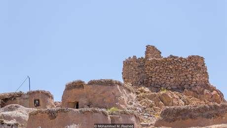 Moradores esperam que as casas 'liliputianas' de Makhunik atraiam turistas | Foto: Mohammad M. Rashed