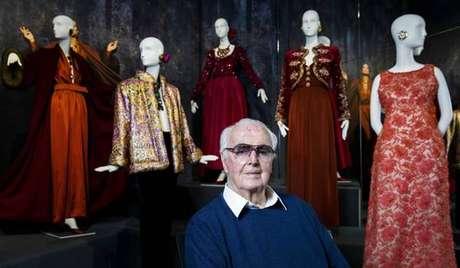 Aos 91, morre Hubert Givenchy, fundador da grife francesa