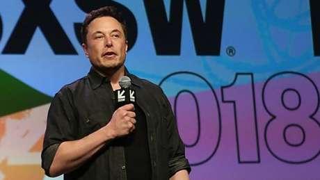 Elon Musk SXSW