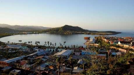Enrique se estabeleceu em Baracoa, uma vila no oeste de Cuba onde muitos franceses viviam no século 18