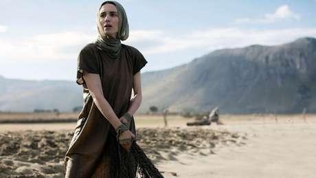 Rooney Mara interpreta Maria Madalena em filme homônimo; papel já foi representado também por Barbara Hershey e Monica Bellucci | Foto: Divulgação