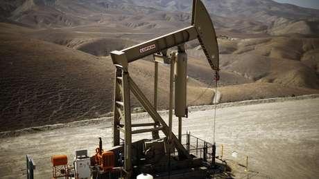 """A Sentry International queria vender à Petrobras """"bombas cavalo de pau"""" (acima) e torres de perfuração"""