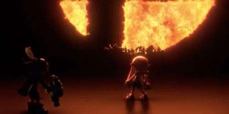 Teaser mostra silhueta de possíveis personagens do game (Foto: Captura)