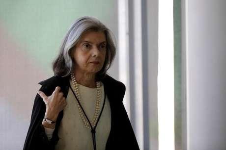 Presidente do Supremo Tribunal Federal (STF), Cármen Lúcia, em Brasília 20/09/2017 REUTERS/Ueslei Marcelino