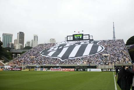 Pacaembu receberá santistas mais uma vez em 2018, agora em jogo da Libertadores (Foto: Ivan Storti/Santos)