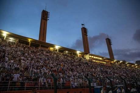 Pacaembu recebe jogo do Santos pela Libertadores nesta quinta-feira (Foto: Machado de Melo/Fotoarena)