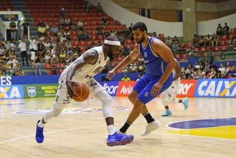 Mogi vence sem dificuldades o Minas por 76 a 39 (Foto: Divulgação)
