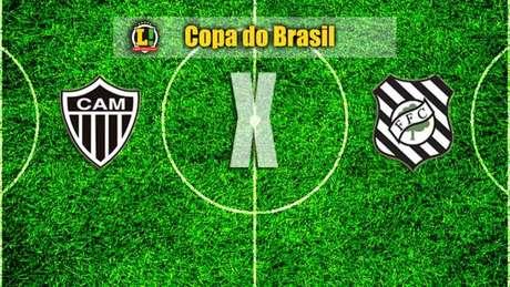 Atlético-MG enfrenta Figueirense, nesta quarta-feira, às 21h45