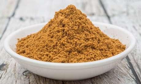 Garam masala: mistura de temperos muito utilizada na culinária indiana