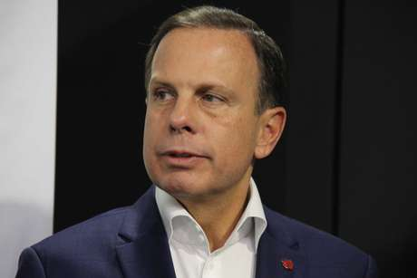 João Doria, prefeito de São Paulo