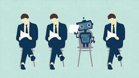 Maquinas e empregos