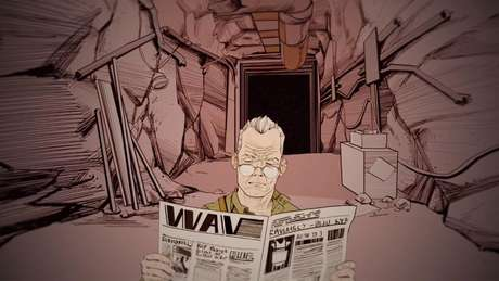 Wolfenstein II: Os Feitos do Capitão Wilkins