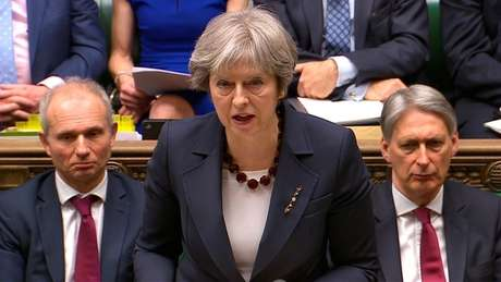 Premiê britânica afirmou que caso é uma clara violação de acordos internacionais pela Rússia