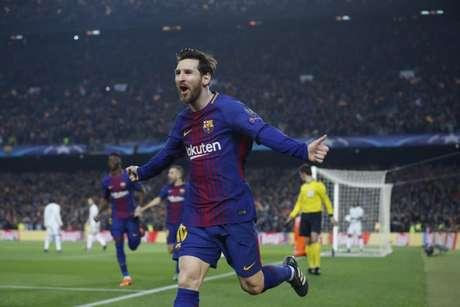 Que nem vinho! Messi parece que melhora com o tempo (FOTO: Divulgação0