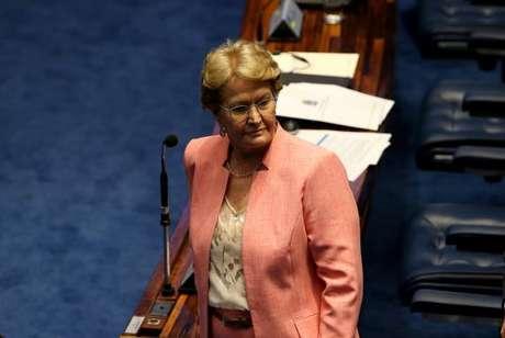 A senadora Ana Amélia, relatora da matéria
