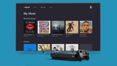 Deezer Xbox One