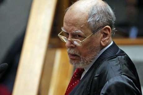 O advogado Sepúlveda Pertence, que defende o ex-presidente Lula