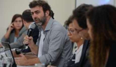 Marielle Franco foi assessora do deputado estadual Marcelo Freixo