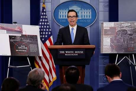 Novas sanções de Washington agravam tensão com Moscovo
