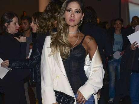 Mayra Cardi revelou ter sido vítima de abuso cometido por um ex-namorado no passado
