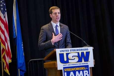 Conor Lamb irá representar a Pensilvânia no Congresso dos EUA