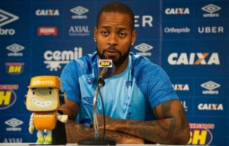 Vínculo de Dedé com Cruzeiro termina no final de 2018