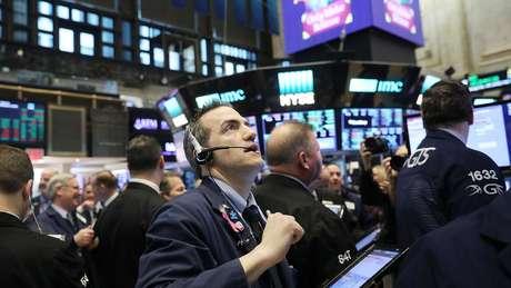 O setor financeiro é um dos que se beneficiou da expansão econômica americana nas últimas décadas