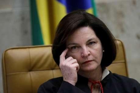 Procuradora-geral da República, Raquel Dodge, durante sessão da Suprema Corte em Brasília 20/09/2017 REUTERS/Ueslei Marcelino