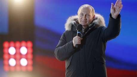 Putin é presidente ou premiê da Rússia há quase 20 anos