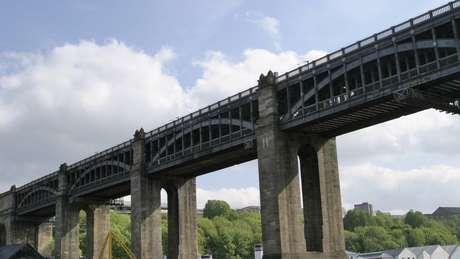 McKenna atacou sua primeira vítima próximo à ponte High Level, em Newcastle