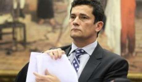 O juiz federal Sergio Moro, responsável pelos processos da Operação Lava Jato na primeira instância